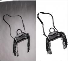 Съемка и обработка сумок для GRIE