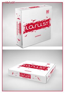 Дизайн коробки LARUS