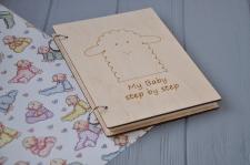 Дизайн блокнотов для новорожденных
