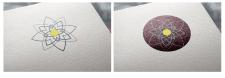 Логотип в виде лотоса