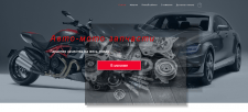 LOS-auto (интернет-магазин на WordPress)