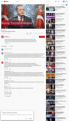 Recep Tayyip Erdoğan/Dictators Series, Channel 24