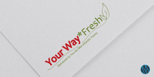 Логотип для YourWay*Fresh