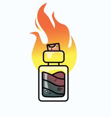 Бутылочка с зельем