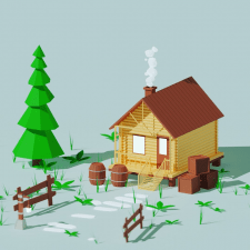 Toy-house