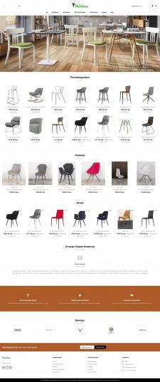 Интернет-магазин мебели на OC 3