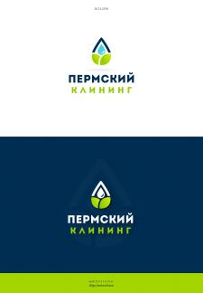 Логотип для Пермский клининг