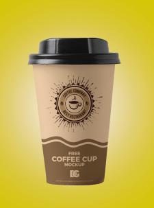 Кофе Mockup