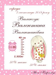 Постер для дитини