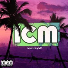 Логотип для музыкального обьединения ICM.