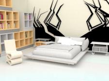 Инерьер спални