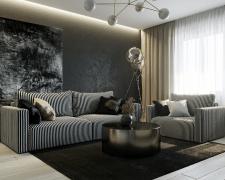 Дизайн квартиры в городе Киев
