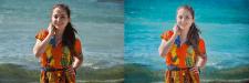 Пример обработки RAW - изображения