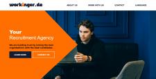 HTML/CSS верстка десктопной и мобильной версий