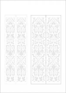 Дизайн дверей для подрезки ЧПУ