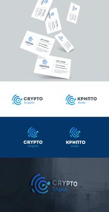 Логотип «CryptoEnglish»