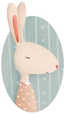 Портрет Кролика