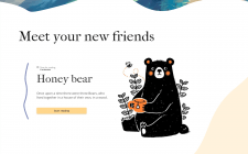 Website for children's fairy tales