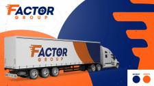 "Логотип ""Factor Group"""