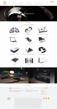Магазин аудио-видеотехники