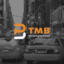 Логотип для міської реклами. Компанія TMB