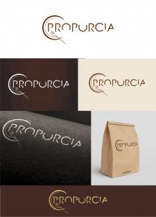 логотип для Proporcia доставка еды