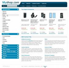 Интернет-магазин Seerch.com - главная