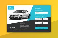 Book a car online