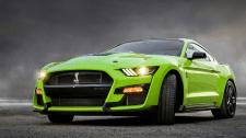 Ford Mustang, Opel Corsa, Mazda 3