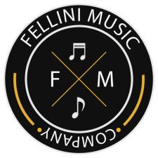 Логотип для музыкальной компании Fellini Music