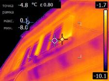 Jбследование зданий с помощью тепловизора