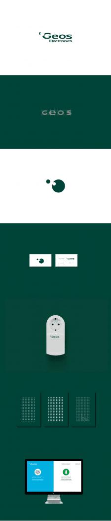 логотип для компании GEOS