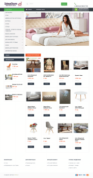 Интернет-магазин ideadom.com.ua