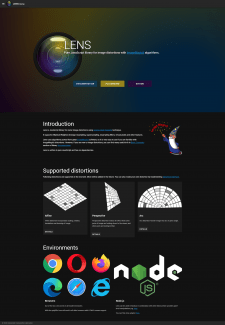 Javascript-библиотека трансформации изображений