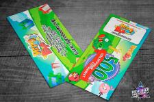 подарочный сертификат СРЦ ИгроБУМ