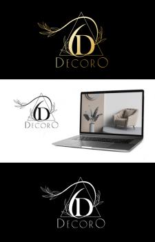 """Логотип """"DecorO"""""""