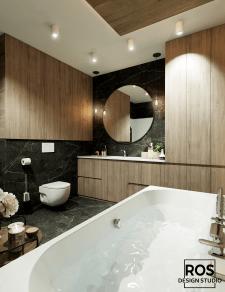 Дизайн ванной г.Львов