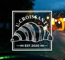 логотип для крафтовой пекарни