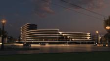 Бизнес центр & Отель 5*