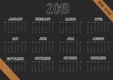 Создания календаря