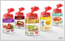 Серия упаковок для хлебов