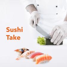 Разработка сайта для франшизы доставки суши