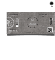 Билет в галерею