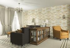 Дизайн дома.Гостиная