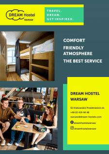 постер для Dream Hostel Warsaw