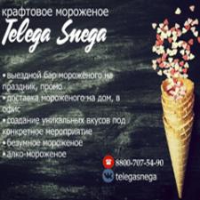 Название выездного бара крафтового мороженого
