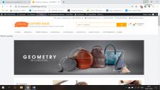 интернет-магазин кожаных сумок и кошельков