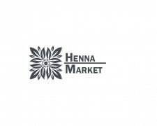 Логотип для магазина по продажам Хны
