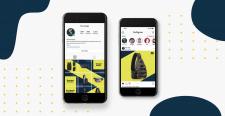 Дизайн страницы в инстаграм