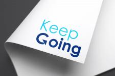 Логотип Keep Going